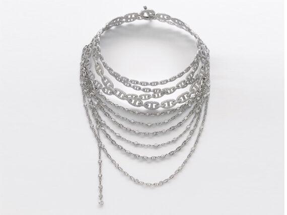 Hermès Necklace Chaîne d'Encre Enchainée