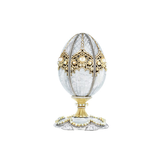 Fabergé The Faberge Pearl Egg