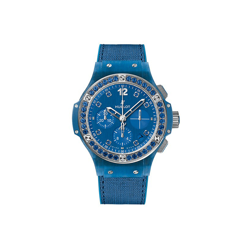 Hublot Big Bang Linen - Blue