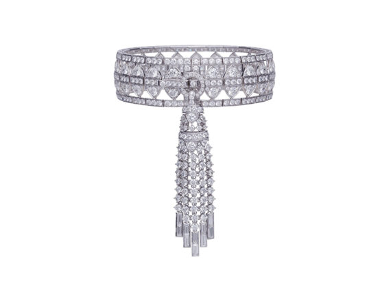 Stephen Webster - New York bracelet mounted on white gold