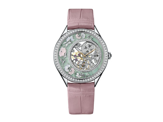 Vacheron Constantin Broderie Chinoise from Metier d'art Fabuleux Ornements Collection