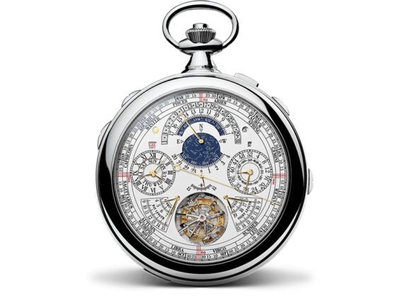 Vacheron Constantin 56260 pocket watch