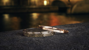 How far would you go for the new Love Bracelet?