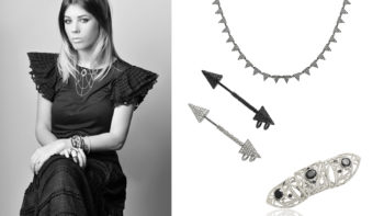 Jewelry in Black and White with Elise Dray
