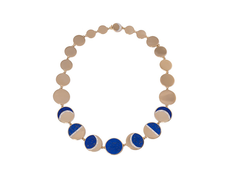 Pamela Love Moon Phase collar