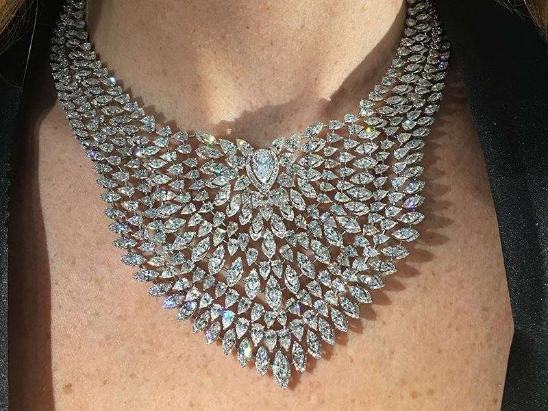 Messika Roaring Diamonds necklace