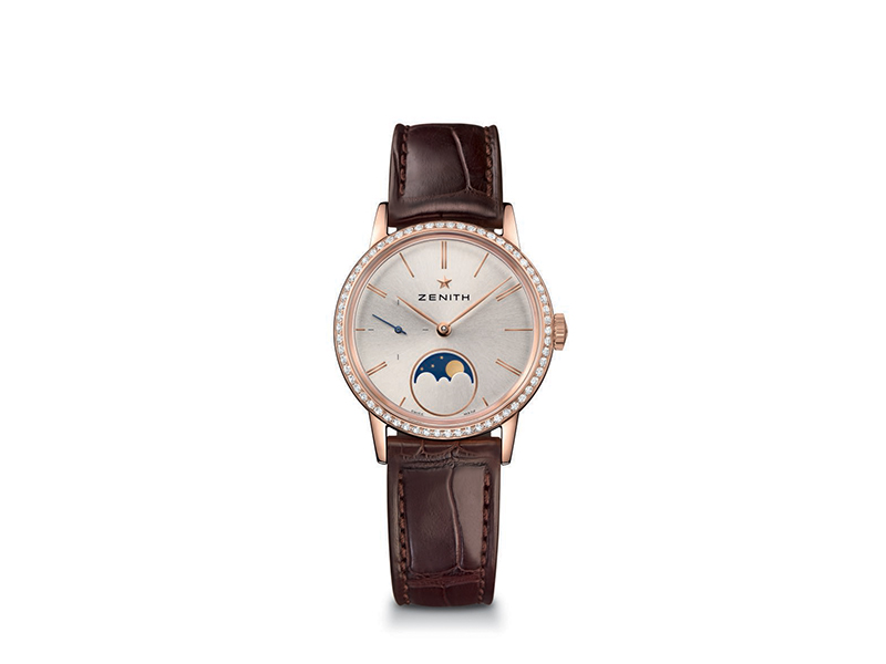 Zenith Elite lady moon phase