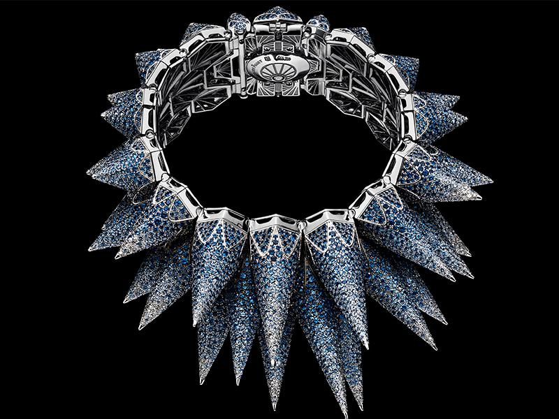Audemars Piguet - Haute Joaillerie Diamant Outrage