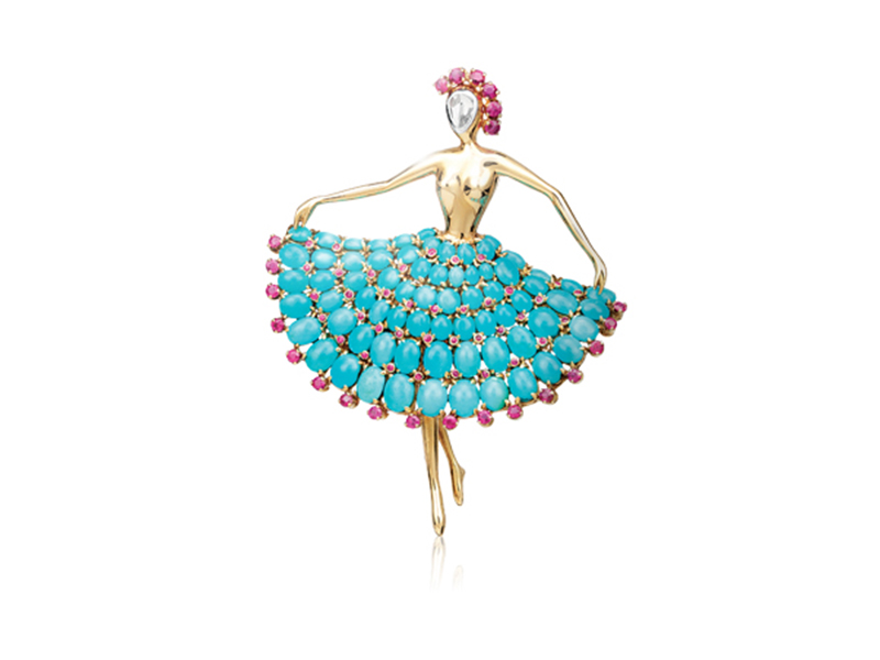 Van Cleef & Arpels ballerina