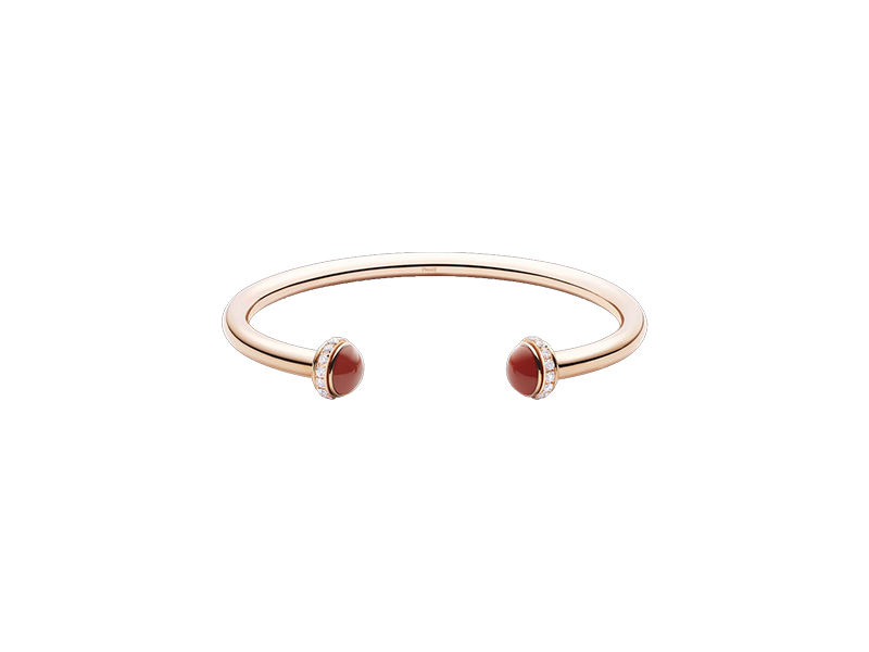 Piaget Colorblock Possession Bangle rose gold