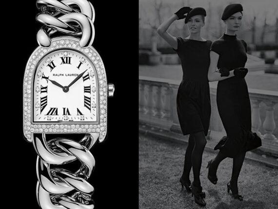 Ralph Lauren Watch Stirrup collection