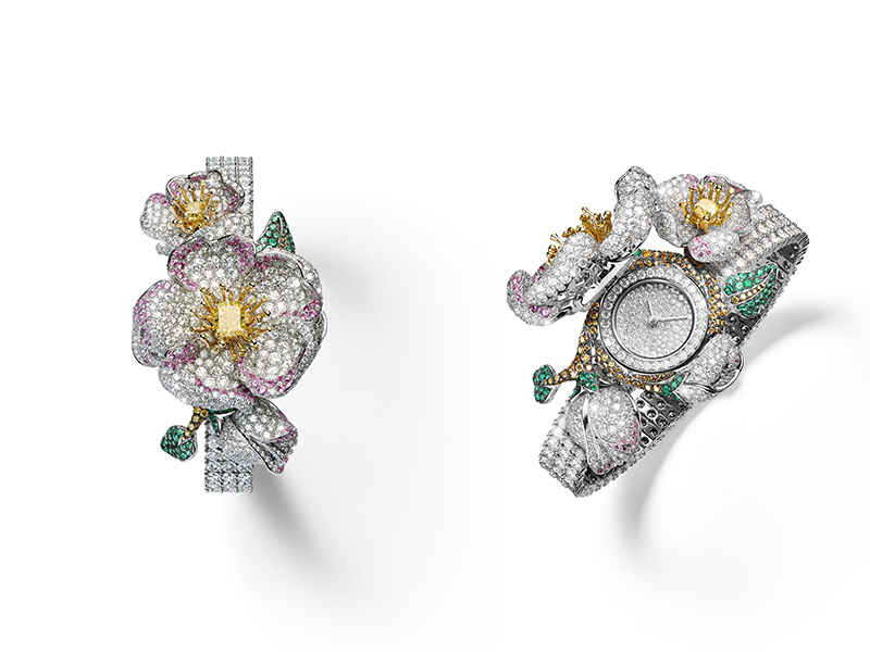 Giampiero Bodino Primavera jewelry watch