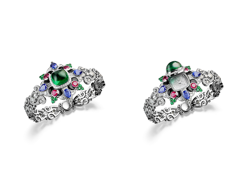 Giampiero Bodino Rosa Dei Venti jewelry watch