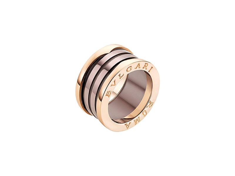 Bulgari B. Zero1 ring