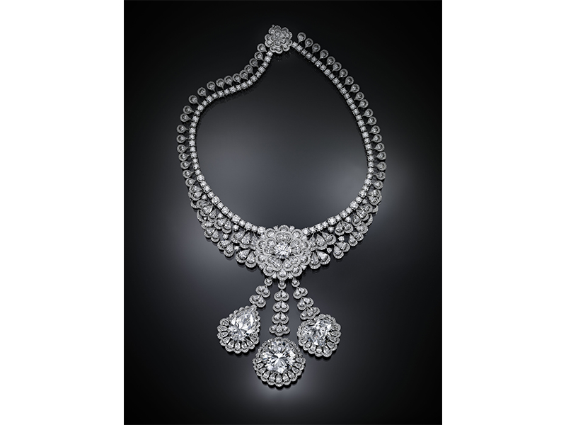 Chopard The Queen of Kalahari necklace