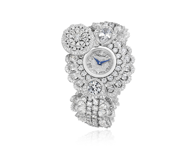 Chopard The Queen of Kalahari secret watch