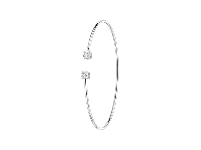 Dinh Van Le Cube Diamant small bracelet