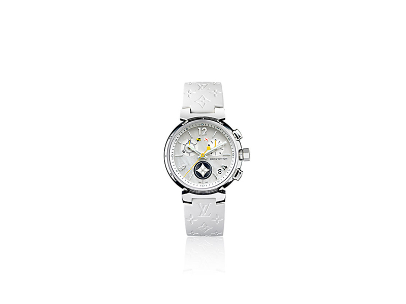 Louis Vuitton Tambour Lovely Cup watch