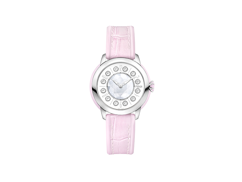 Fendi  Custom watch pink