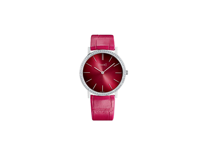 Piaget  Pink Altiplano watch