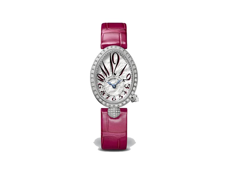 Breguet Reine de Naples Framboise watch