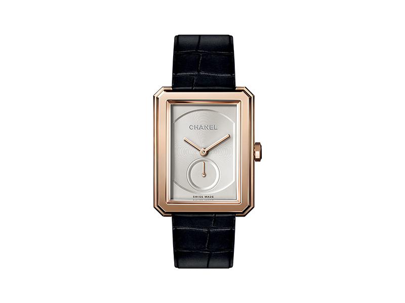 Chanel Boyfriend petite seconde watch