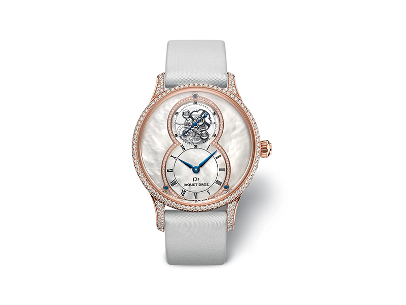 Jaquet Droz Grande seconde tourbillon (88 pieces)