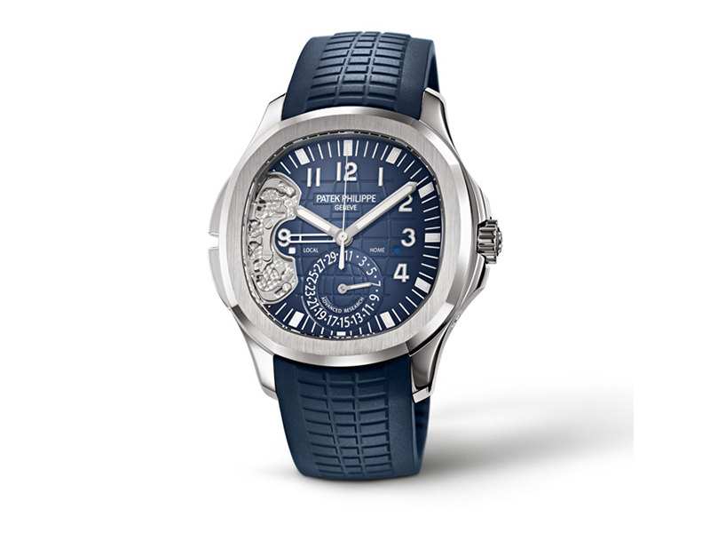 Patek Philippe Aquanaut Travel time 5650 (500 pieces)