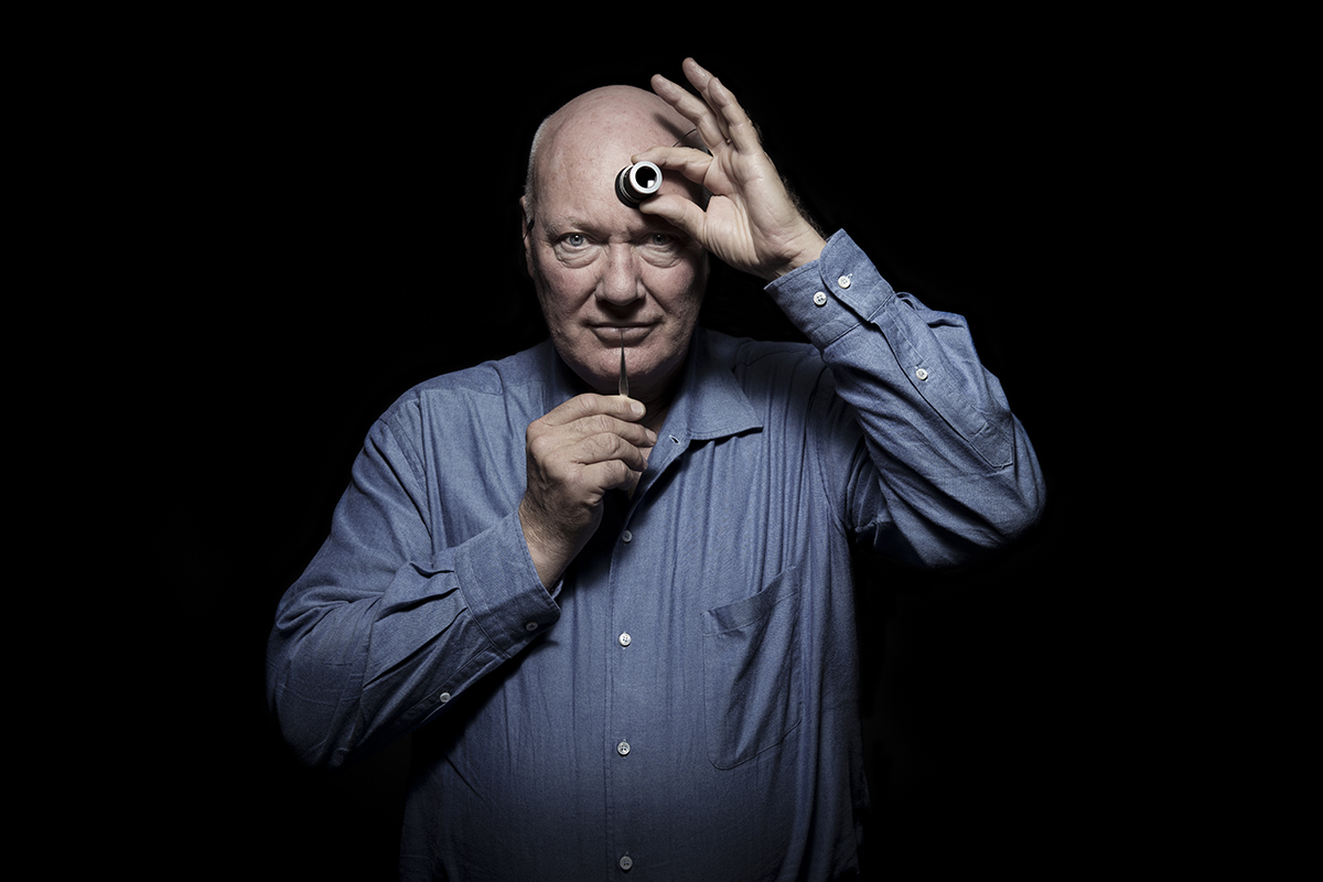 A talk with Jean-Claude Biver… an interview about time with a man who doesn't have any.