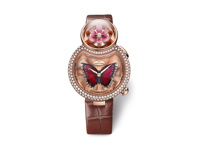 Jaquet Droz Lady 8 Lotus watch