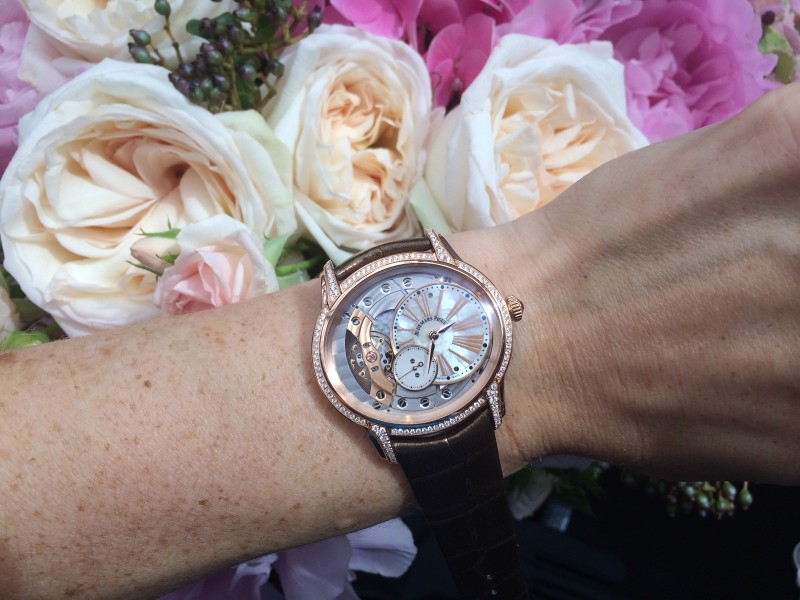 Worldwide launch of the Audemars Piguet Millenary collection