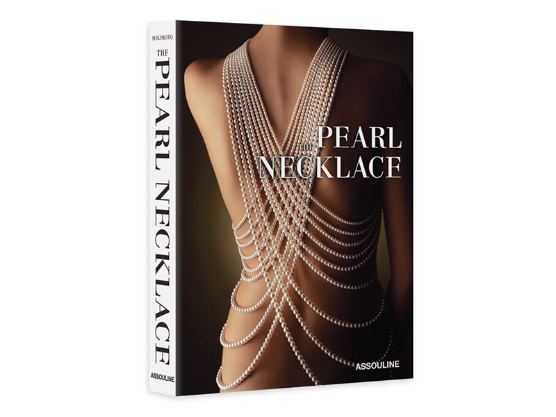 Mikimoto The Pearl Necklace book