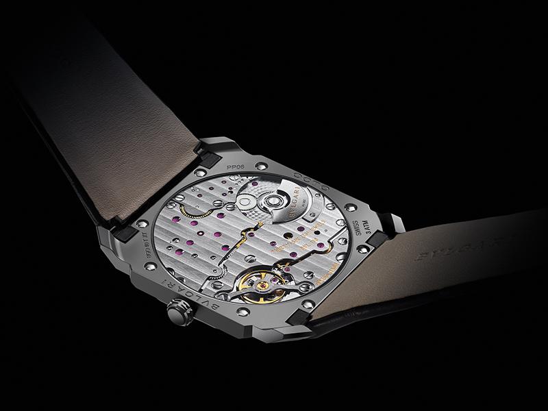 Bulgari Octo Finissimo Automatic (Back) watch