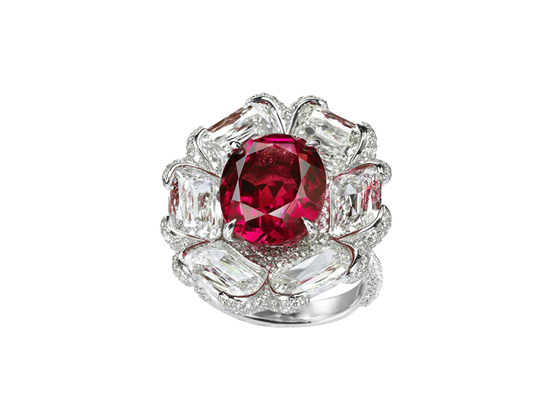 Bogh-Art Ruby Ring