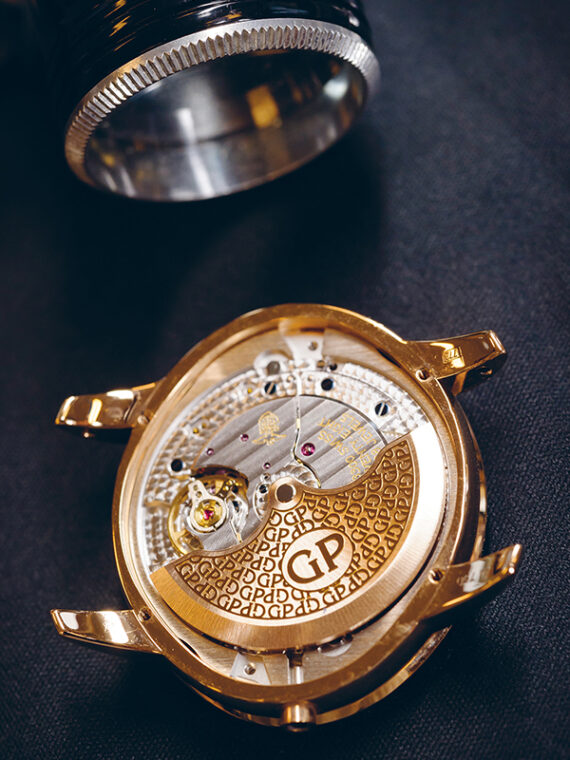 Girard Perregaux Watch
