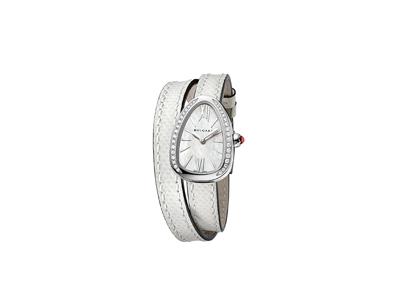 Bulgari New Serpenti watch