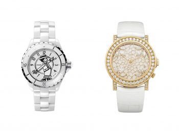 Top 10: White watches