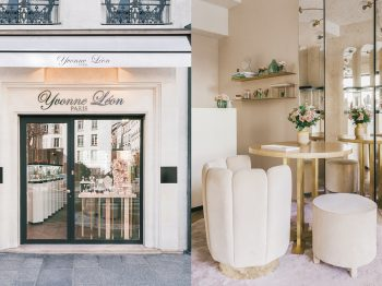 From her jewelry showroom a Parisian flagship, Yvonne Leon made the big jump in opening a boutique in the heart of St Germain
