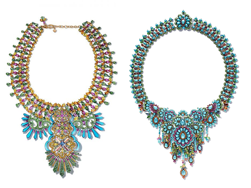 Rihanna Loves Chopard Collection High Jewelry Collection Necklaces