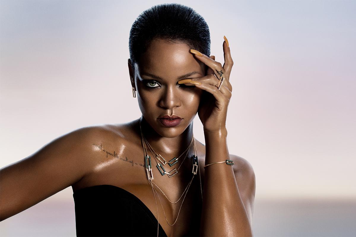 Why did Chopard made a good move in choosing Rihanna as a brand ambassador?