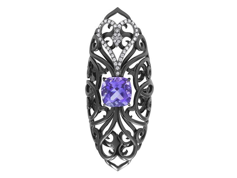 Van Der Bauwede Henna ring