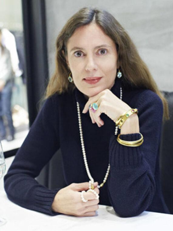 Marie-Hélène de Taillac Portrait