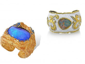 Black or White, the Opal is THE must-not-miss-out-on current Jewelry craze