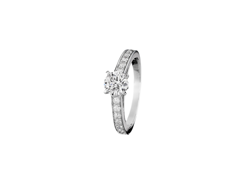 Boucheron Beloved Solitaire - 5550 €
