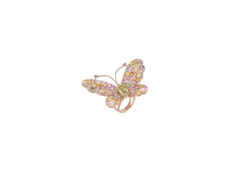 Chopard  Butterfly Ring
