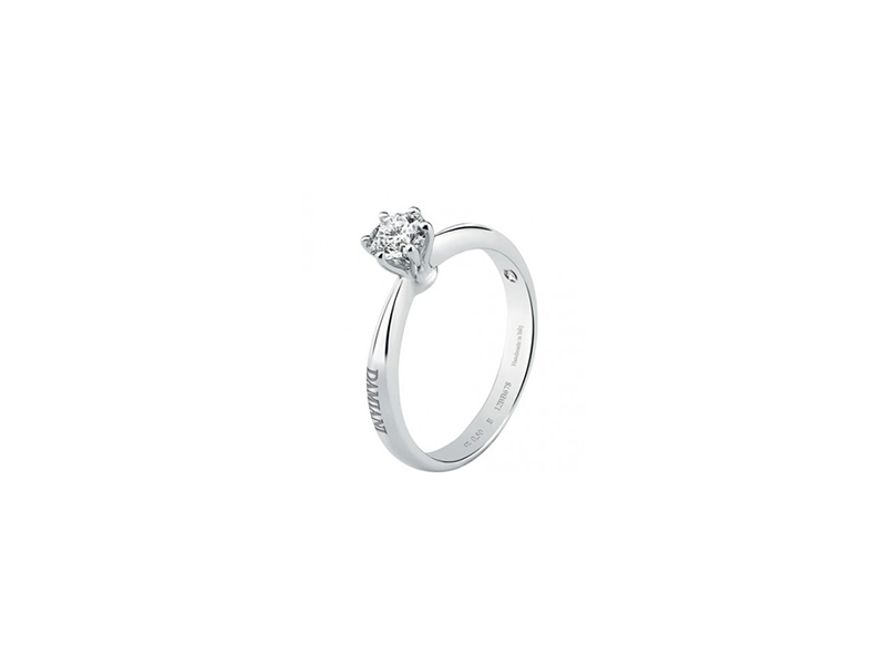 Damiani Elettra Engagement ring - 1400 €