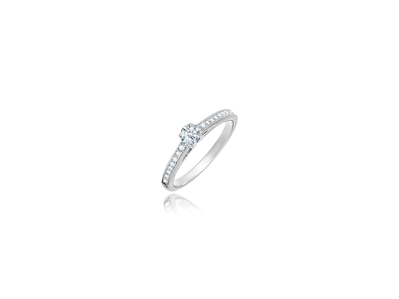 Didier Guerin Engagement  ring - 3450 €
