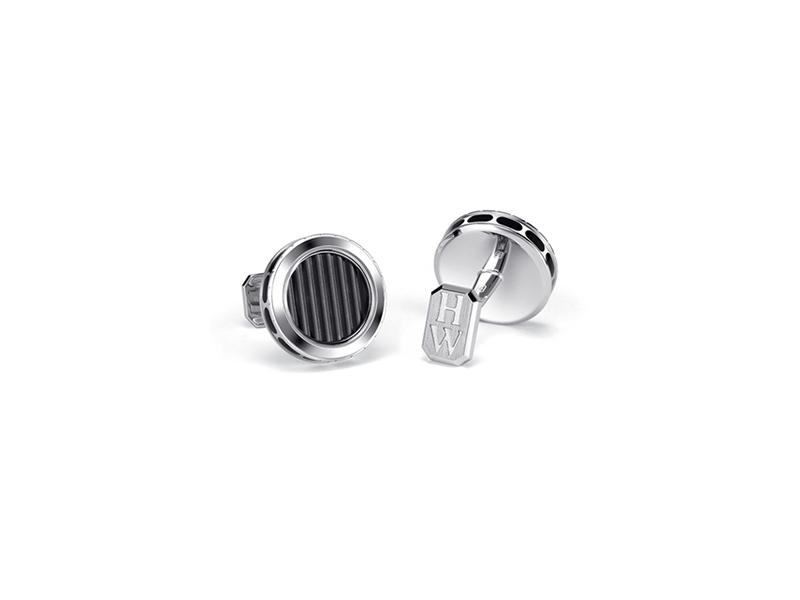 Harry Winston   Ocean Cufflinks