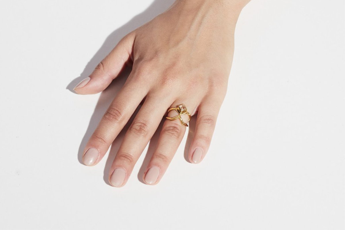 Pairing Without Competing The New Season Trends Will Make Your Engagement And Wedding Rings Perfectly Complement One Another