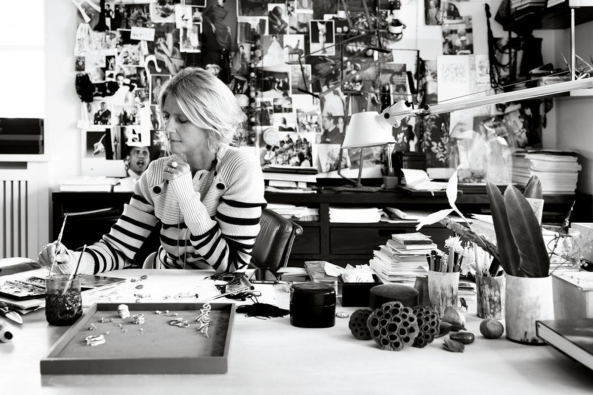 A talk with Charlotte Lynggaard, Creative director brand  of Ole Lynggaard